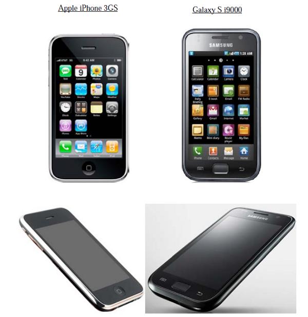 Designstreit: Apple gegen Samsung