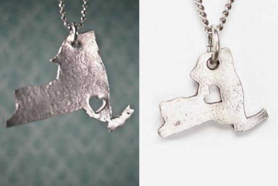 Design: Stevie Koerner (links); Plagiat: Urban Outfitters (rechts)