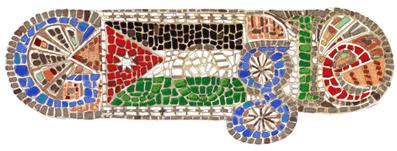 Google Doodle zum jordanischen Unabhängigkeitstag