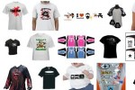 Paintball-Shirts; Quelle: Google-Bilder