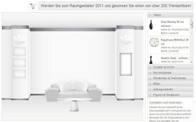 virtueller Raumplaner von moebel-profi.de