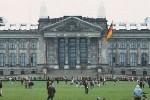 Vorbereitung zur Reichstagsverpackung; Foto: dontworry