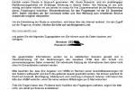Email im Namen des HAGM - Pishing-Mail?