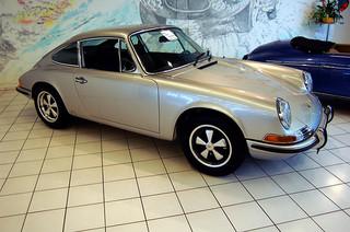 Porsche 911; Design: Ferdinand A. Porsche; Foto: Stephen Hanafin / stephenhanafin, Flickr