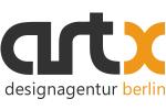 Logo der ARTX Designagentur Berlin