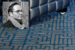 Teppichdesigner Dani Misio, Geschäftsführer der Mischioff AG