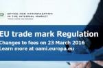 EU-Marke anmelden Kosten Anmeldung Unionsmarke amtliche Gebühren