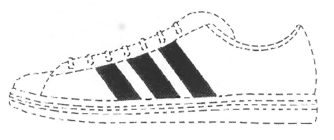 Positionsmarke Adidas AG, Widerspruch gegen Markenanmeldung